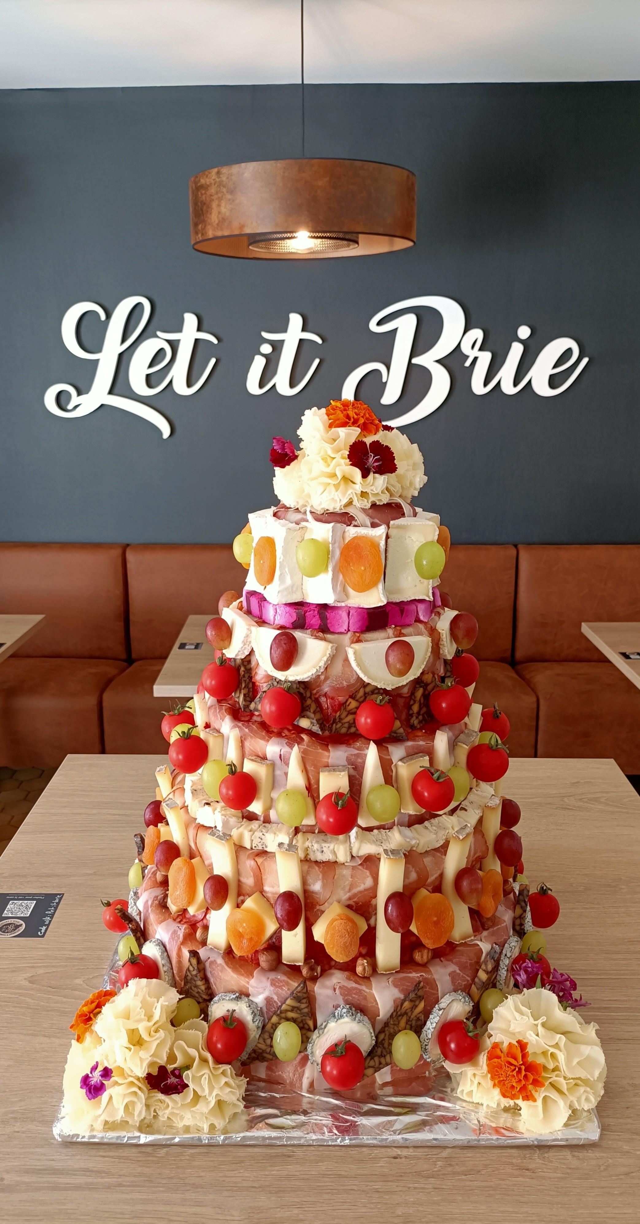 Pièce montée pour évènements spéciaux (mariage, baptême, anniversaire...)